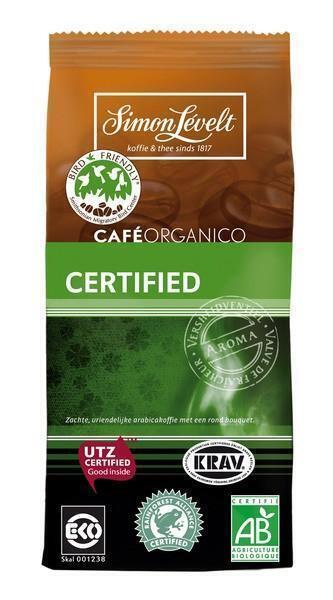 Café organico certified (250g)