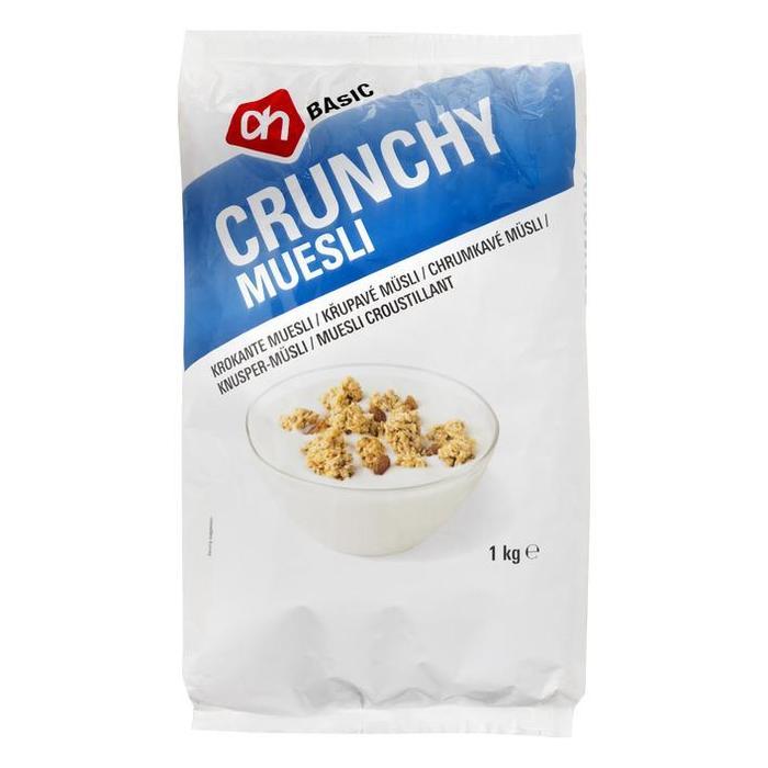 Crunchy Muesli (zak, 1kg)
