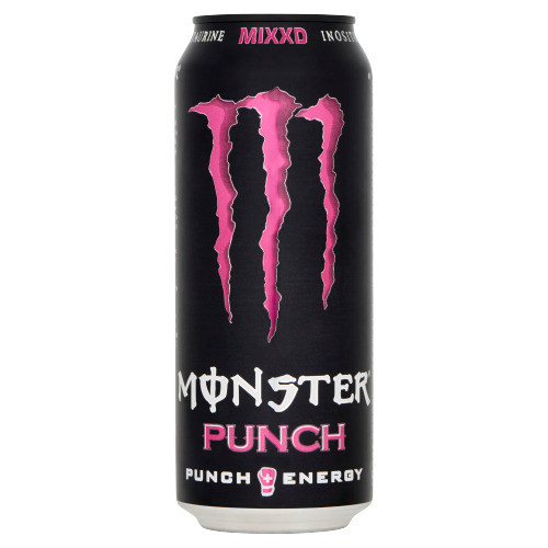 Monster Punch Energy MIXXD 500 ml (0.5L)