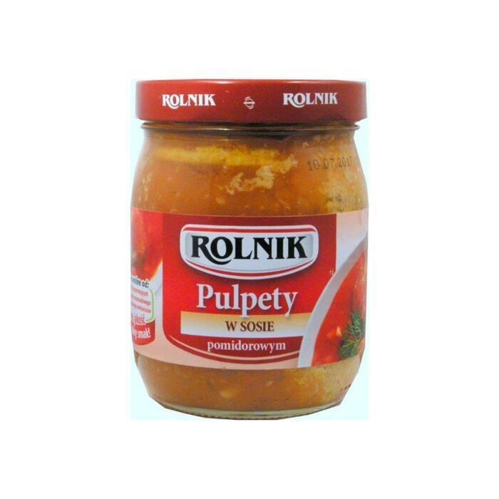 Rolnik Gehaktbal in tomatensaus (0.55L)
