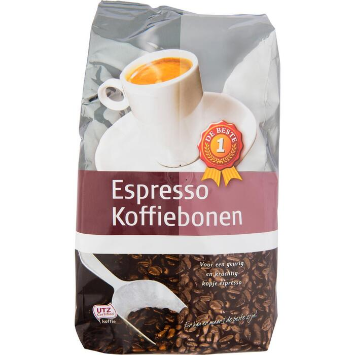 Espressobonen dark roast (1kg)
