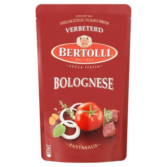 Pastasaus in zak bolognese (plastic zak, 460g)