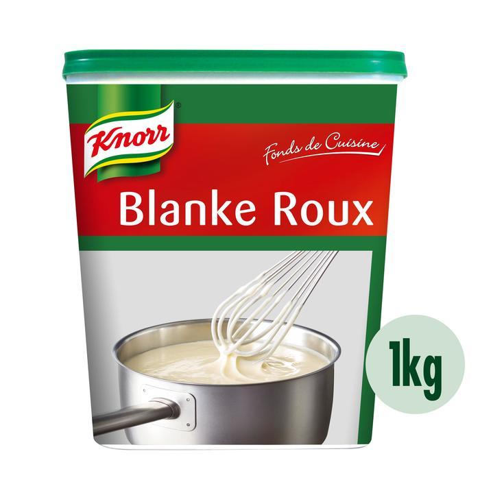 Knorr Blanke Roux 1Kg 6X (fles, 6 × 1kg)