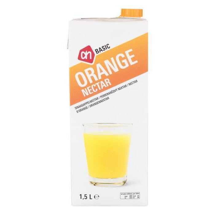 AH BASIC Orange nectar (1.5L)
