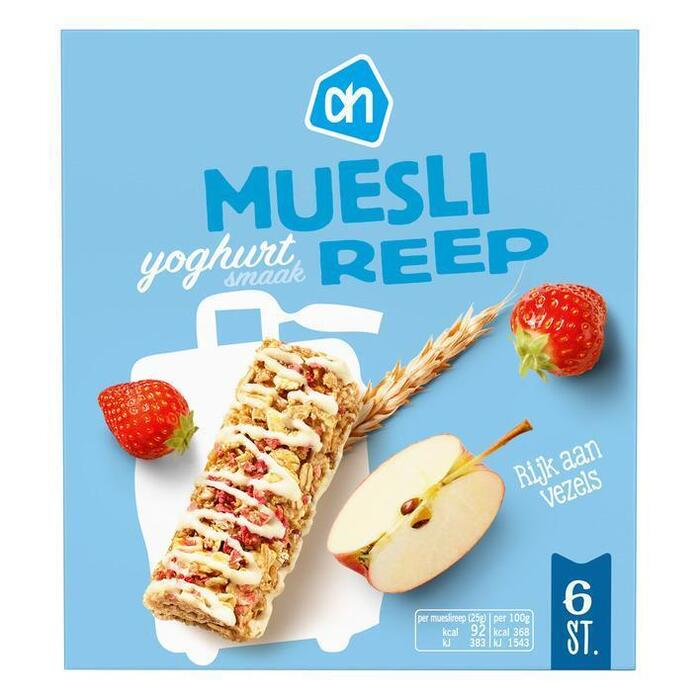 AH Mueslireep yoghurt (150g)