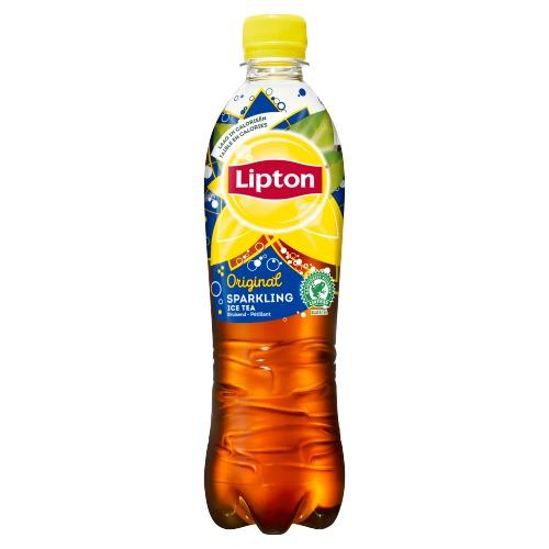 LIPTON rtd Sparkling 6X0.50L PETX4 BE/NL (rol, 300 × 0.5L)