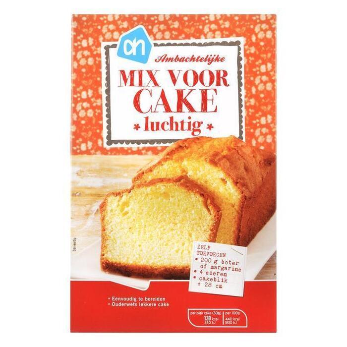 Mix voor cake (400g)