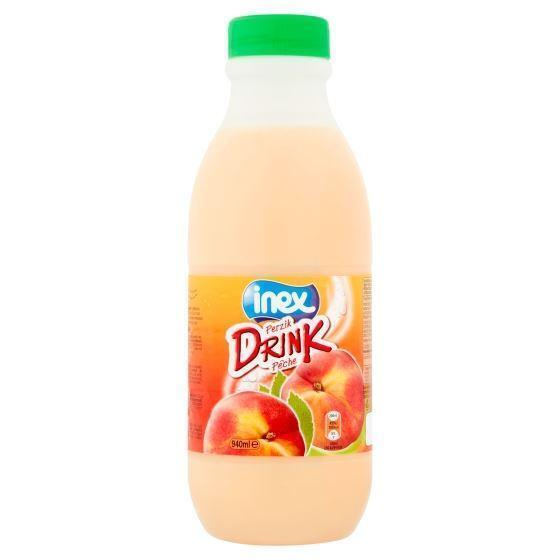 Inex Perzik Drink 940 ml (0.94L)