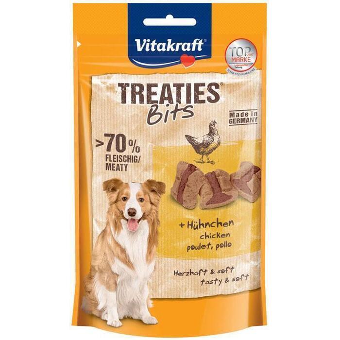Treaties bits kip bacon (120g)