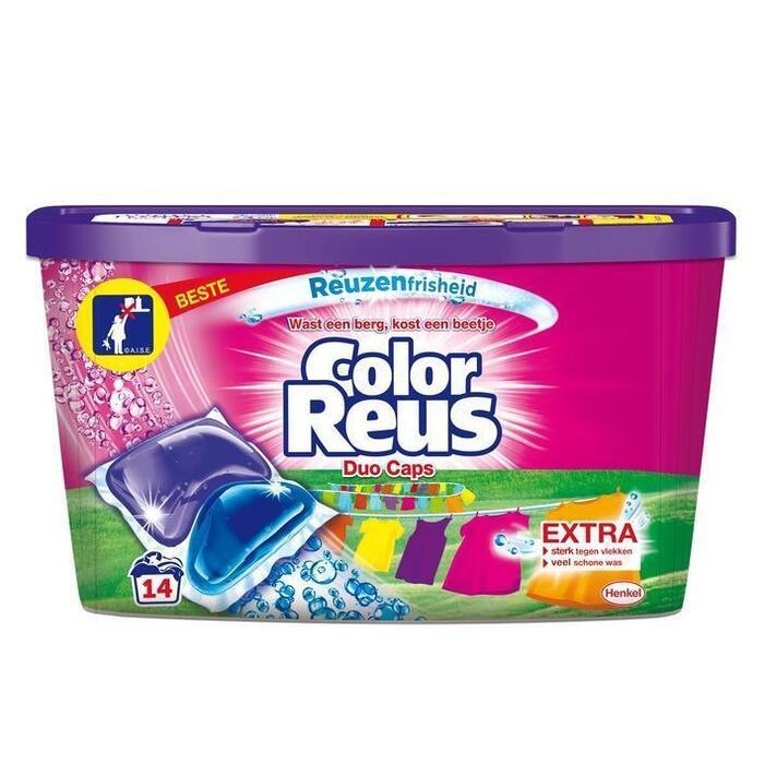 Witte Reus Color reus duo caps (15 × 280g)