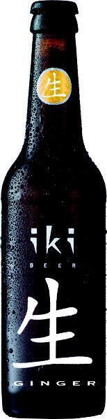 Iki Beer Ginger (rol, 33 × 33cl)