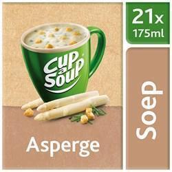 Unox CAS Asperge 21x175ML 4x (bak, 21 × 315g)