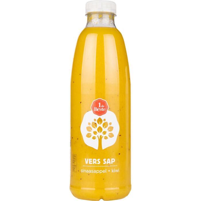 Vers sap sinaasappel-kiwi (1L)