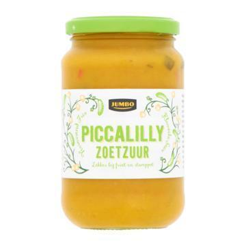 Jumbo Piccalilly Zoetzuur 375 ml (37.5cl)