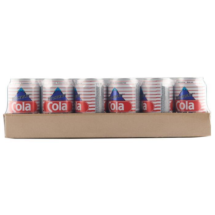 Highway Cola (24 × 33cl)