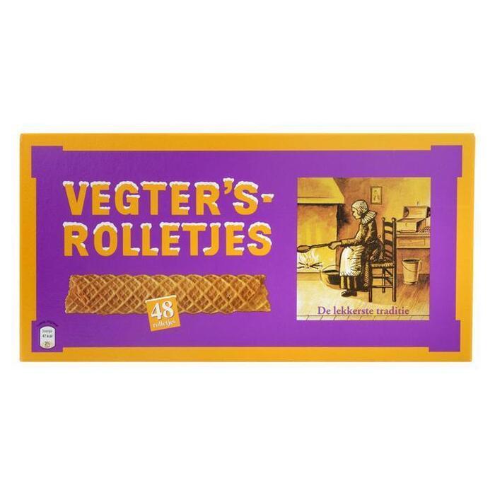 Vegters Rolletjes 48 stuks (48 × 450g)