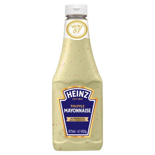 Heinz Truffle Mayonnaise 875ml (855g)