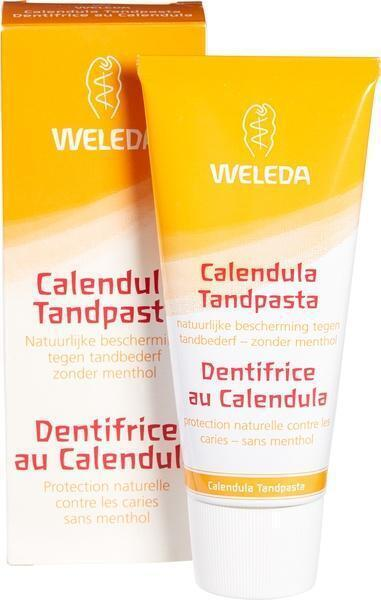 Tandpasta calendula (75ml)