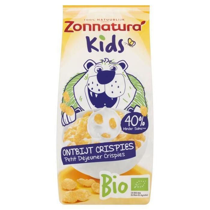 Zonnatura Kids crispies honing (275g)