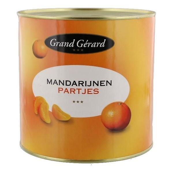 GRAND GERARD MANDARIJNEN OP SIROOP
