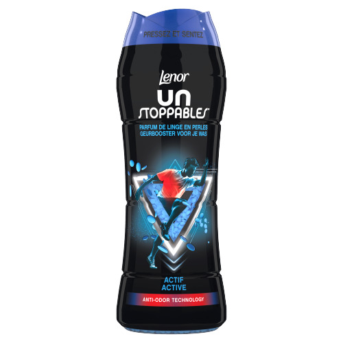 Lenor Unstoppables Active Geurbooster Voor Je Was 285 g (285g)