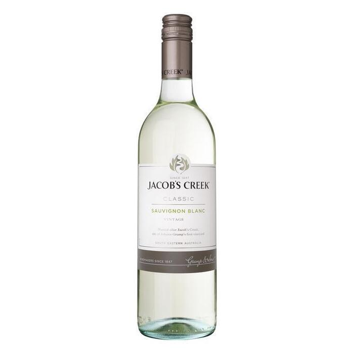 Jacob's Creek Sauvignon Blanc (glas, 0.75L)