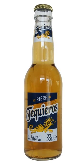 Tequieros Biere tequieros fl (33cl)