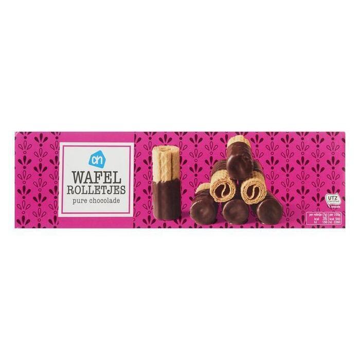 Choco rolls dark chocolate (125g)