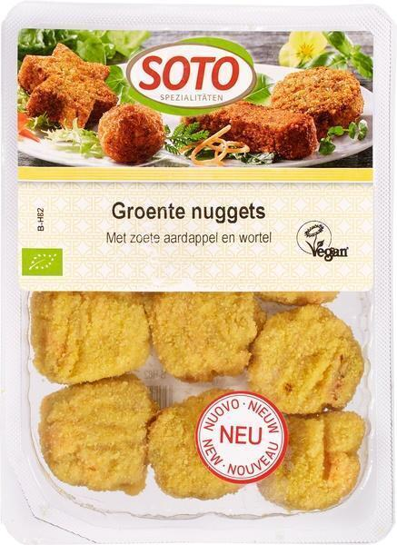 Groente Nuggets (150g)