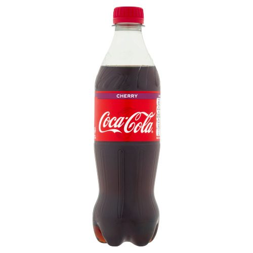 Coca-Cola Cherry 500ml (0.5L)