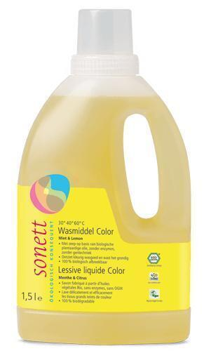 Vloeibaar wasmiddel color (1.5L)
