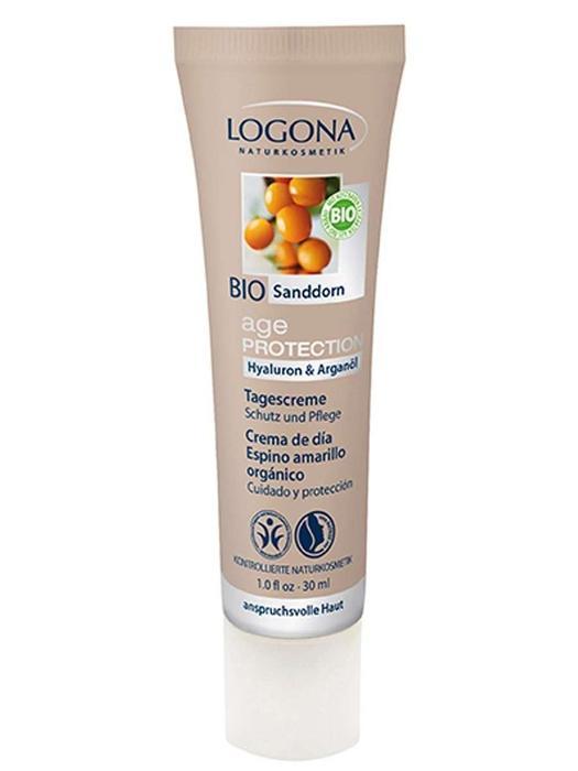 Age Protection Dagcrème Logona 30ml (30ml)