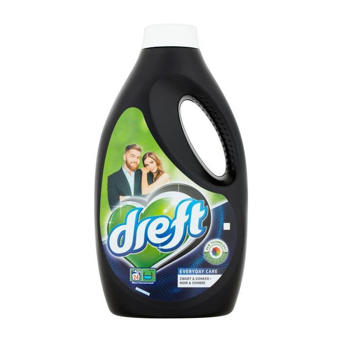 Dreft Wasmiddel donker (1.32L)