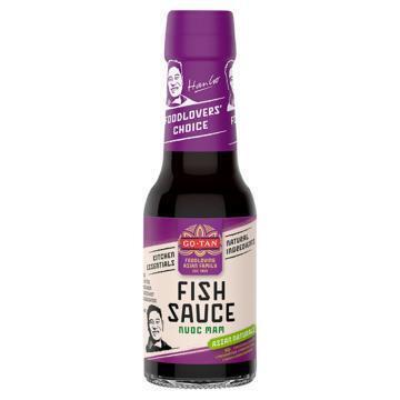 Go-Tan Fish Sauce Clean Label (145ml)
