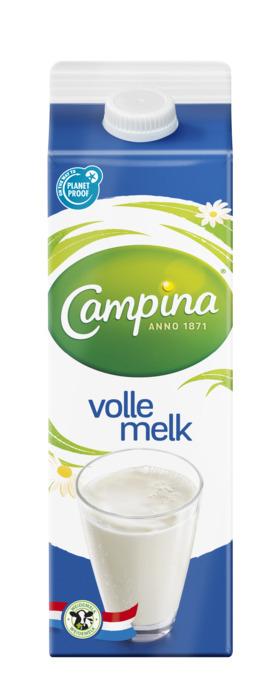 Volle Melk (pak, 1L)