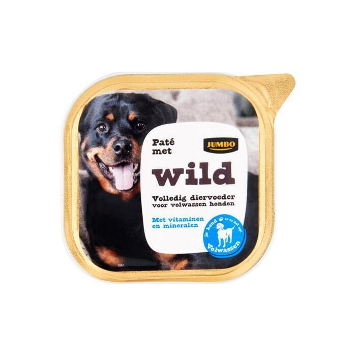 Jumbo Paté met Wild 300g (300g)