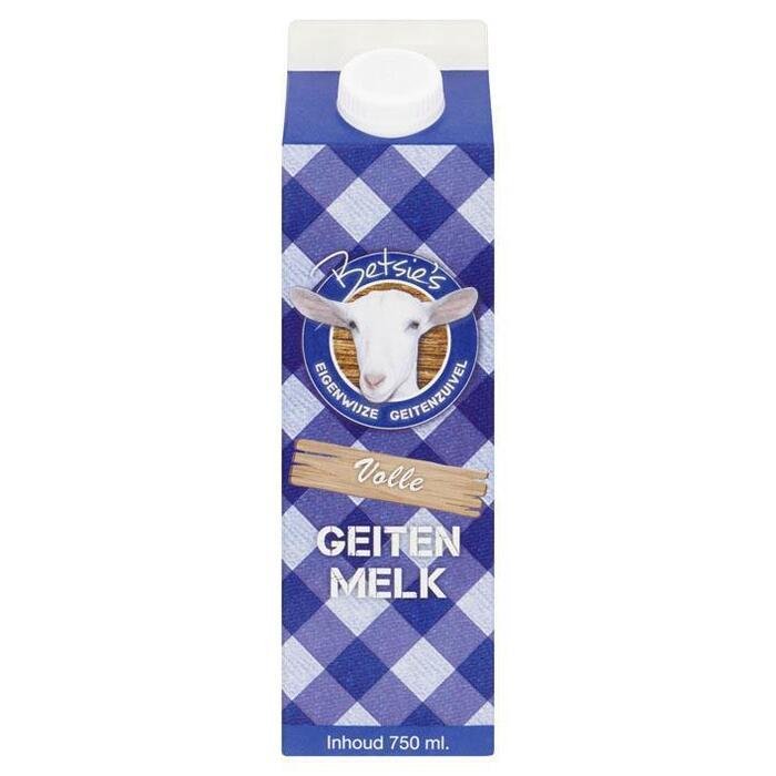 Geiten Melk (Stuk, 0.75L)