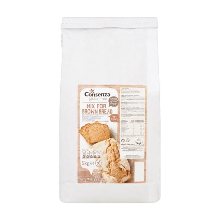 Consenza Meel voor bruinbrood (5kg)