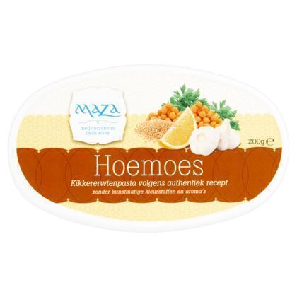 Hoemoes (mand, 200g)