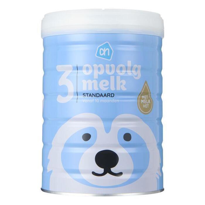AH Opvolgmelk standaard 3 met melkvet (800g)