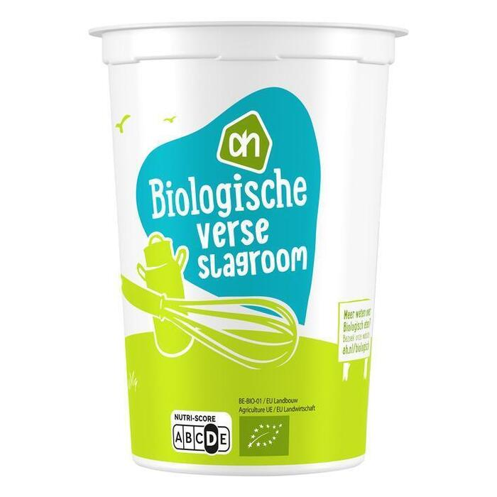 Verse slagroom (bak, 250ml)