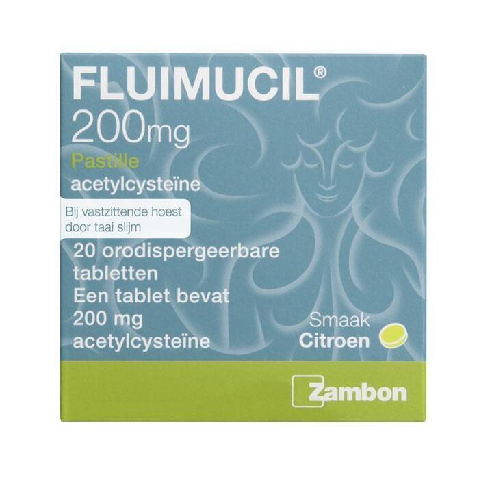 200 mg pastille (20 st.)
