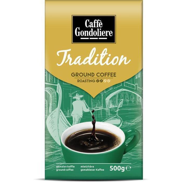 Caffé Gondoliere Tradition (500g)