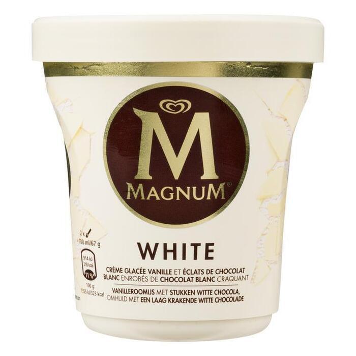 Magnum pint white (44cl)