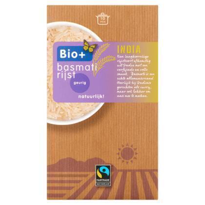 Bio+ Basmatirijst (400g)