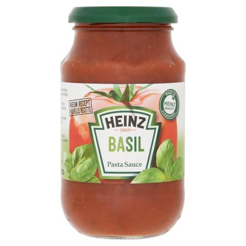 Basil Pasta Sauce (pot, 300g)