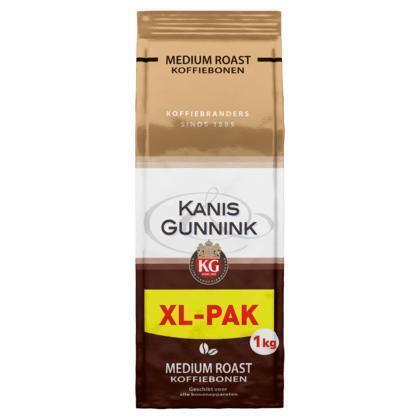 Kannis & Gunnink Medium roast bonen (1g)
