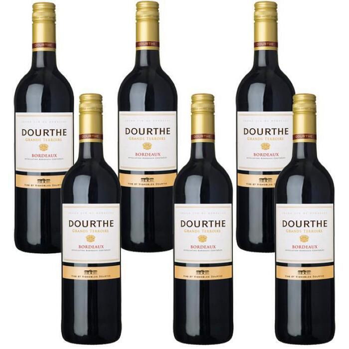 Dourthe Medoc Grands Terroirs (6 × 0.75L)