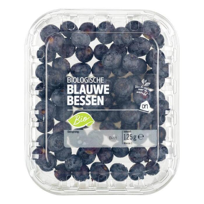 Blauwe Bessen (zak, 125g)
