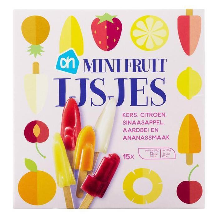 AH Mini fruit ijsjes
